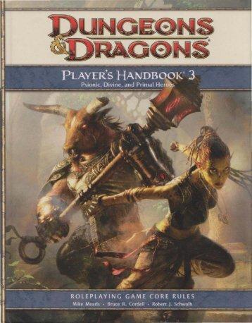 Player's Handbook 3.pdf - Free