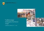 Bilaga Trafikstrategi 2013-06-03 - Strängnäs kommun
