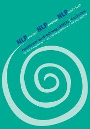 NLP-Practitioner-Curriculum