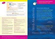Stručný návod k Web Akadémii Diabetes Mellitus 2. typu - Zdravie.sk