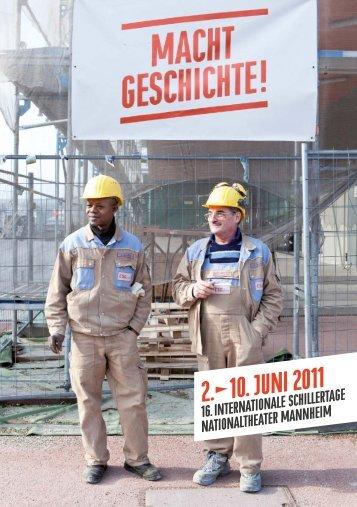schiller hirsch - Freunde.nationaltheater.de