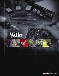 Weller - LCT Global Inc.