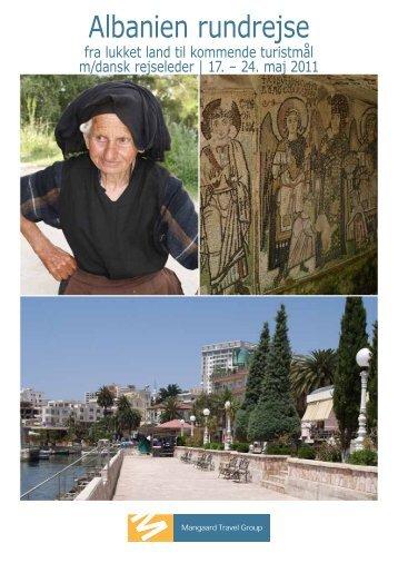 Albanien rundrejse - Mangaard Travel Group