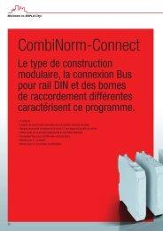CombiNorm-Connect - Bopla