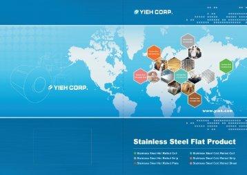 Steel Flat Product - Yieh.Com