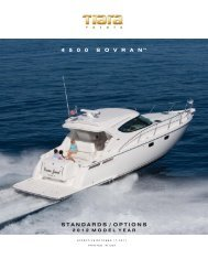 standards / options 4 5 0 0 sovran - Lighthouse Media Solutions