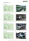 Die Agir LKW Flotte … - Agir AG - Page 2