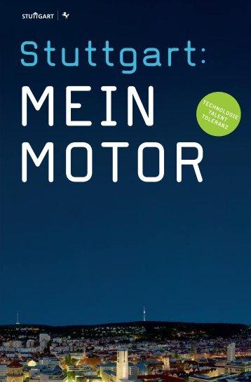 Mein Motor - Immobilienverlag Stuttgart
