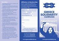 Greece Solidarity Leaflet.indd - Peace & Progress