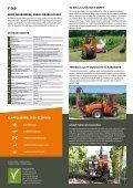 Holder F 560 műszaki adatlap - Városkert Kft. - Page 2