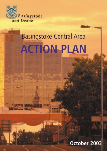 Central Area Action Plan - Basingstoke and Deane Borough Council
