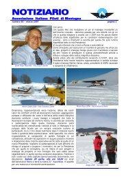 N. 50 - Marzo 2007 - AIPM - Associazione Piloti di Montagna