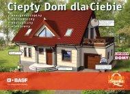 Ciep∏y Dom dla Ciebie - BASF Polska