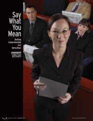 Say What You Mean: Drafting Comprehensible Jury Instructions
