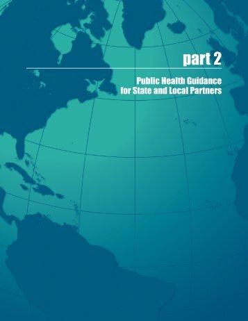 HHS Pandemic Influenza Plan - Environmental Health Officer ...