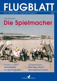 Ausgabe 3/06 - Flughafen Stuttgart