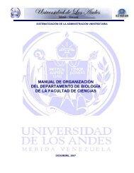 Departamento de Biología pdf - Facultad de Ciencias - Universidad ...