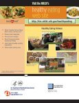 Keep the Beat Healthy Eating Web Site Flyer - NHLBI Healthy ... - Page 2