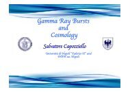 Gamma Ray Bursts and Cosmology