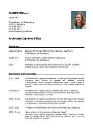 cv - archi.re :: architectures à l'île de La Réunion