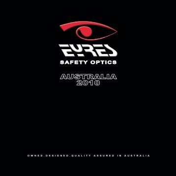 Download Eyres Safety Optics Catalogue
