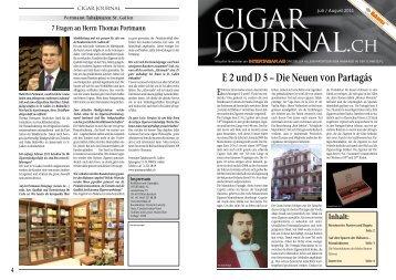 Cigar Journal - Intertabak