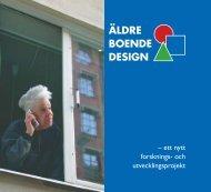 Äldre, boende och design - Certec