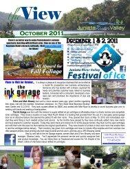 OCTOBER 2011 - JuniataRiverValley.org