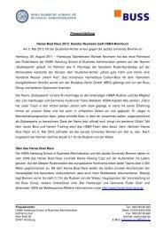 Meldung Download (PDF 82KB) - HSBA