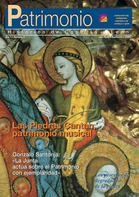 Revista: Año 1 - Número 2 - Fundación del Patrimonio histórico de ...