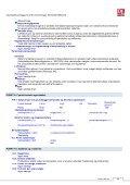 SIKKERHEDSDATABLAD - Dana Lim A/S - Page 4