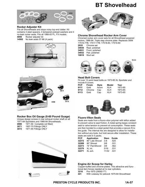 NOS SET OF 4 HD LOWER VALVE COLLARS FOR  48-79 HARLEY PAN /& SHOVEL HD 18222-48