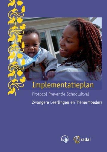 Implementatieplan Protocol Preventie Schooluitval