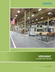 CO1029 - LHV VersaBay® Brochure - Columbia Lighting
