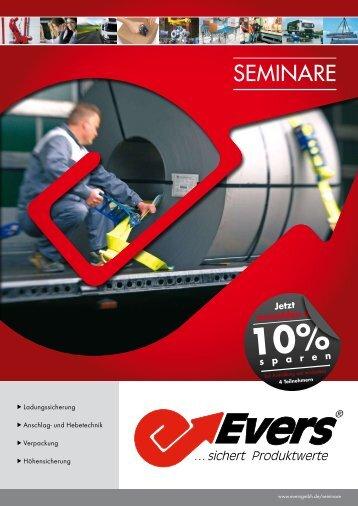 Seminare - Evers GmbH