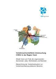 Endbericht Teil 1 - Stadt Varel