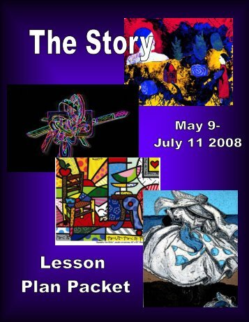 The Story – packet - Museum of Fine Arts - Florida State University