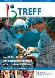 Ausgabe 02/2012 finden Sie hier. - Bethlehem Gesundheitszentrum