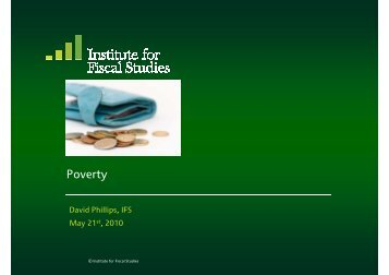 Download full version (PDF 1529 KB) - The Institute For Fiscal Studies