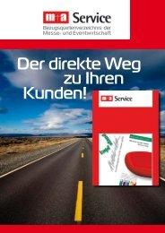 Der direkte Weg zu Ihren Kunden! - m+a Verlag GmbH