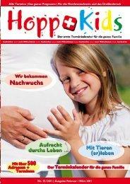 Nachwuchs - Hopp Kids