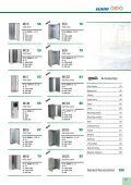 Floor Standing Enclosures accessories - Eldon - Page 2