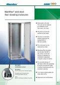 Floor Standing Enclosures accessories - Eldon - Page 4