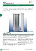Floor Standing Enclosures accessories - Eldon - Page 5