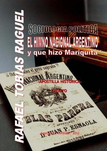 Himno Nacional Argentino y que hizo Mariquita - Folklore Tradiciones