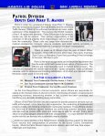 Download 2011 Police Department Annual Report (2 MB PDF) - Page 7