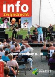 Zomerpodium p. 18 - Gemeente Zwijndrecht