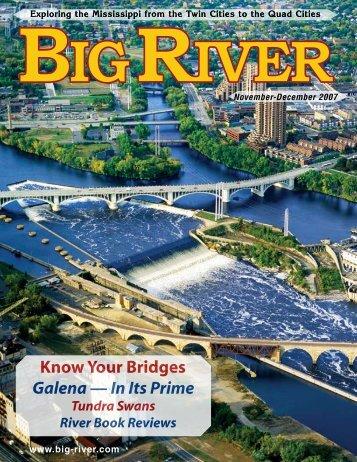 Know Your Bridges Galena — In Its Prime - Big River Magazine