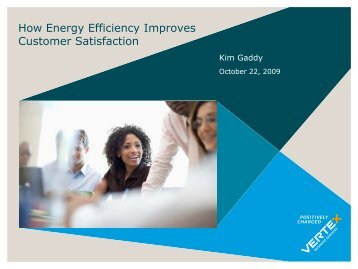 How Energy Efficiency Improves Customer Satisfaction
