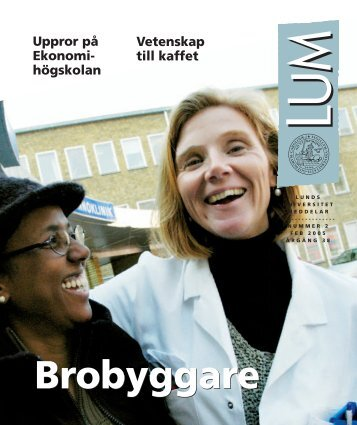 Brobyggare - Humanekologi Lunds universitet